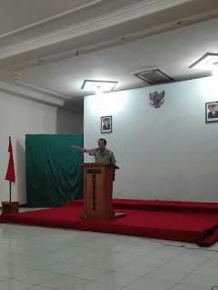 Kecam Aksi Teror Bom Surabaya, Prona  Ajak Umat Bersatu Jaga kerukunan Di magetan