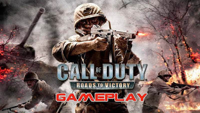 download Game Call Of Duty Roads To Victory ISO For PPSSPP Android