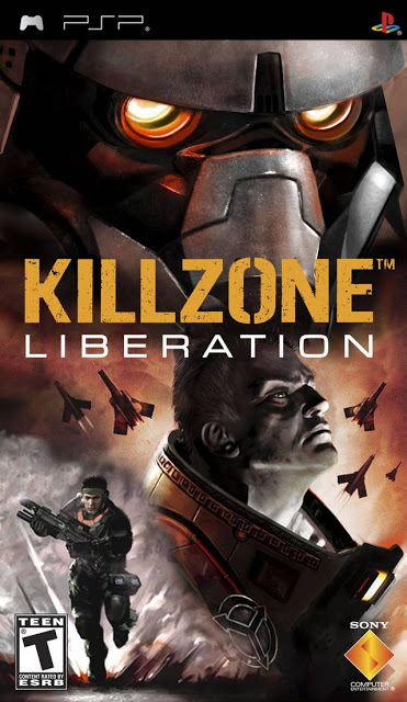 ROMs - Killzone - Liberation (Português) - PSP Download