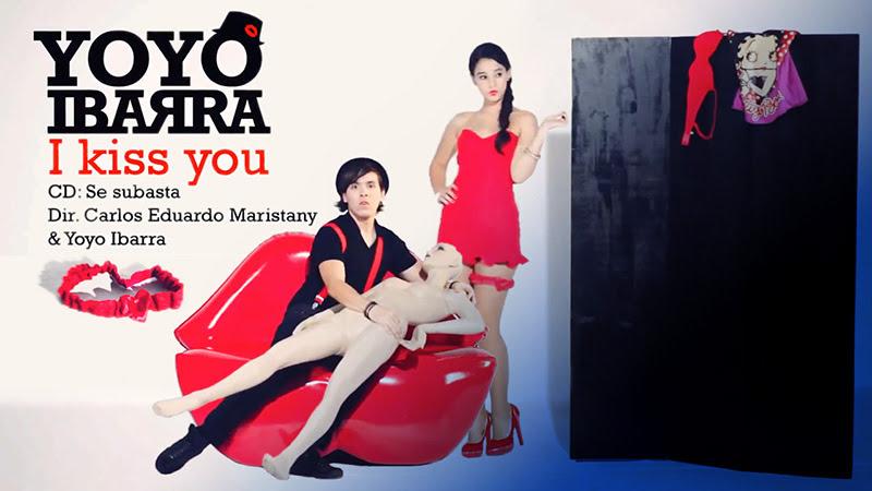 Yoyo Ibarra - ¨I kiss you¨ - Videoclip - Dirección: Carlos Eduardo Maristany - Yoyo Ibarra. Portal Del Vídeo Clip Cubano