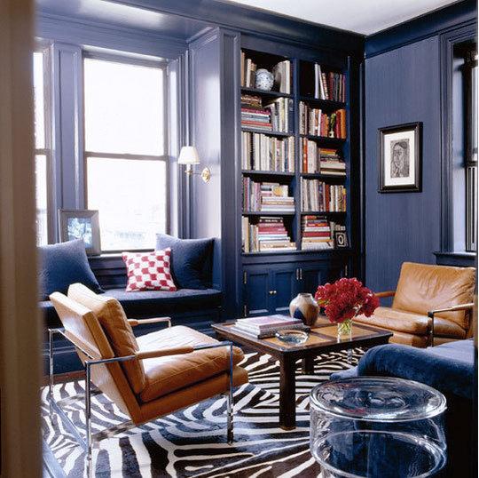 Rosa Beltran Design: TALES FROM THE FACTORY FLOOR: NAVY