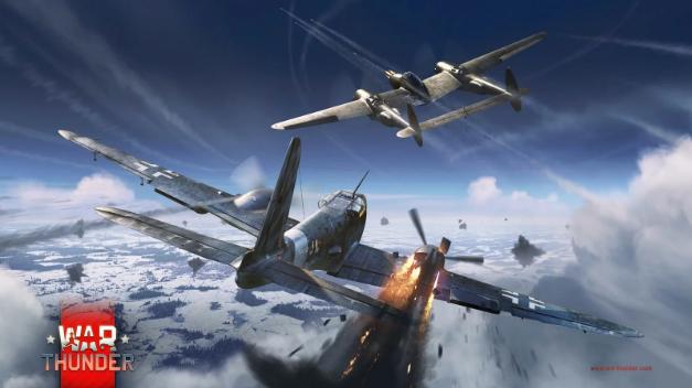 War Thunder Gameplay free download