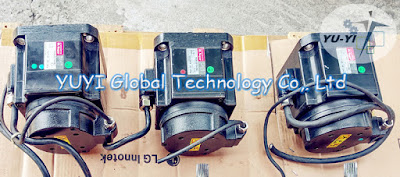 .SANYO DENKI AC SERVOMOTOR BL Super P8 P80B15075HCM21
