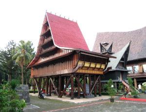 Rumah Adat Nias, Sumatera Utara