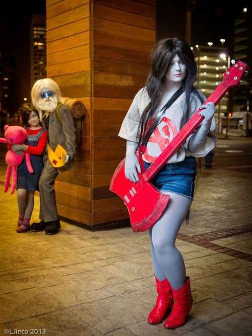 Cool Adventure Time Cosplay
