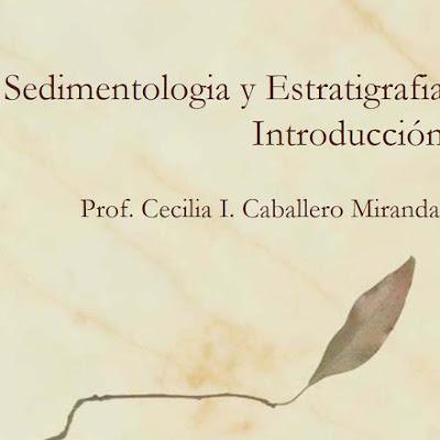Sedimentologia y estratigrafia introduccion