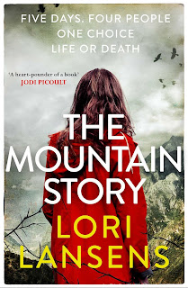 The Mountain Story by Lori Lansens book cover