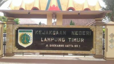 Kejari Lampung Timur Kumpulkan Data Penyalahgunaan Dana Desa