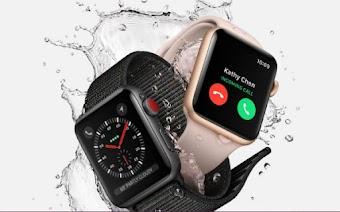 ساعة Apple Watch Series 3 تواجه أولى المشاكل التقنية وآبل تعترف