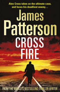 Cross Fire by James Patterson book cover