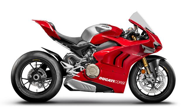 Sfida tecnologica moto di serie MotoGP SBK
