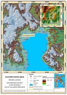 Peta Lokasi dan Kesampaian Daerah Penelitian