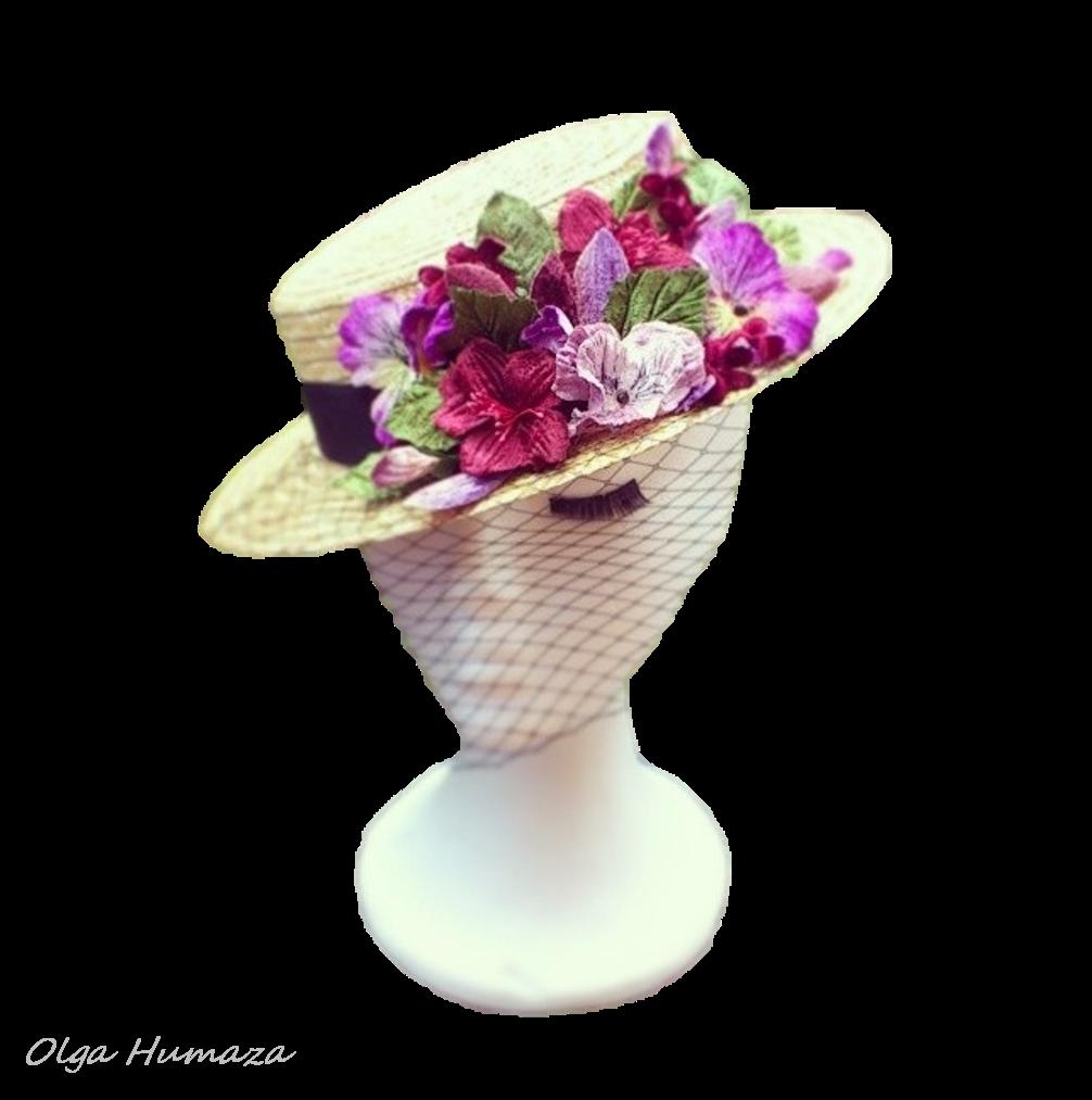 http://olgahumaza.blogspot.com.es/2014/02/b06-sombrero-canotier-marron-y-rosa-nude.html