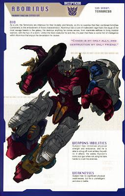 Transformer Abominus