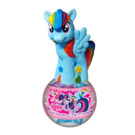 MLP Candy Container Figure Rainbow Dash Figure by Confitrade
