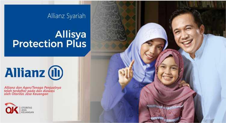 Dapatkan Perlindungan Maksimal dari Allianz Allisya Protection Plus