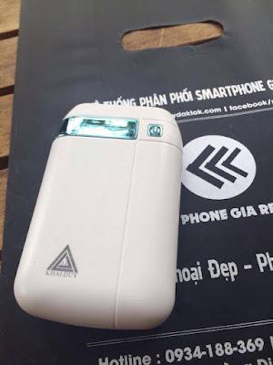 Pin Sạc Dự Phòng  loại 4000mah giá rẻ tai BMT