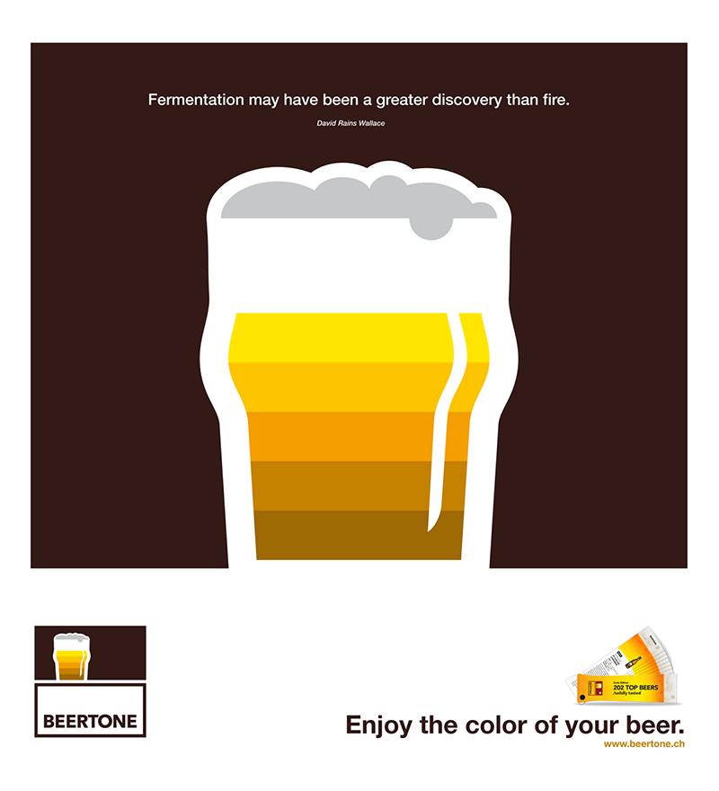 beertone Pantone beer guide