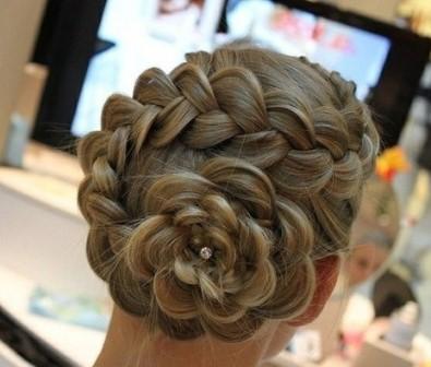 Model Rambut Braid atau kepang