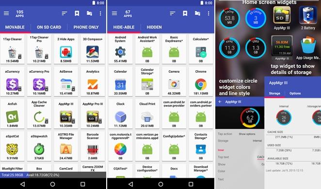 Cara memindahkan data aplikasi ke kartu sd