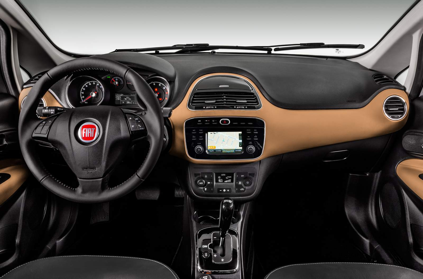 Fiat linea 2016 fotos pre os e dados de consumo car Nuevo fiat idea 2016