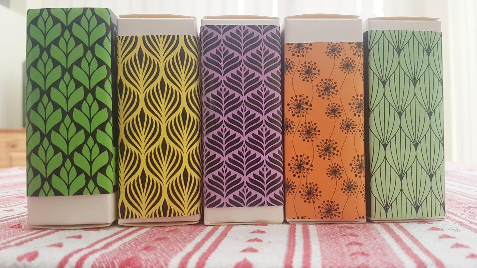 Mallow + White soaps review plastic free boxes