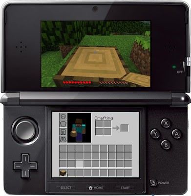 The Awesome Inventions Of Alexis Minecraft For 3ds