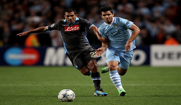 Prediksi Napoli vs Manchester City Liga Eropa