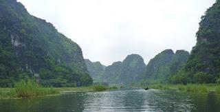 Ninh Binh, Cuevas de Tam Coc.