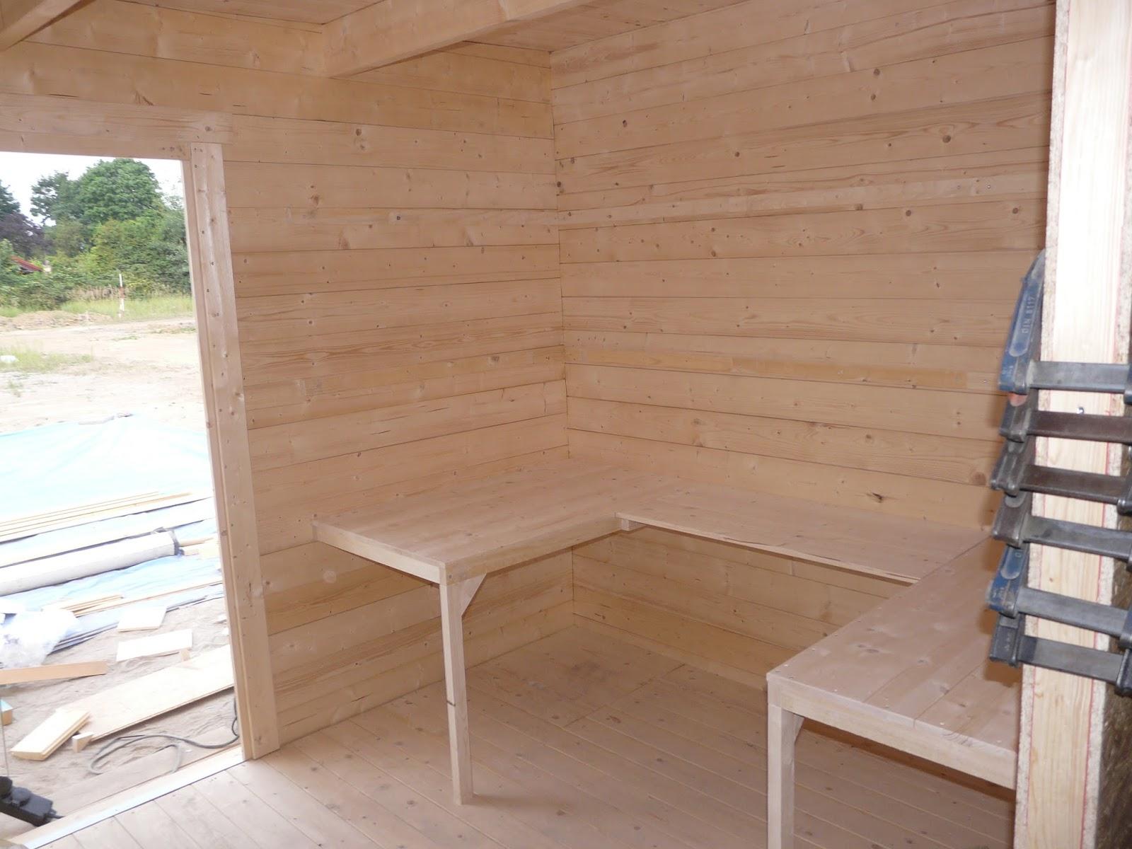unser traum vom haus wird wirklichkeit innenausbau gartenhaus teil 2. Black Bedroom Furniture Sets. Home Design Ideas