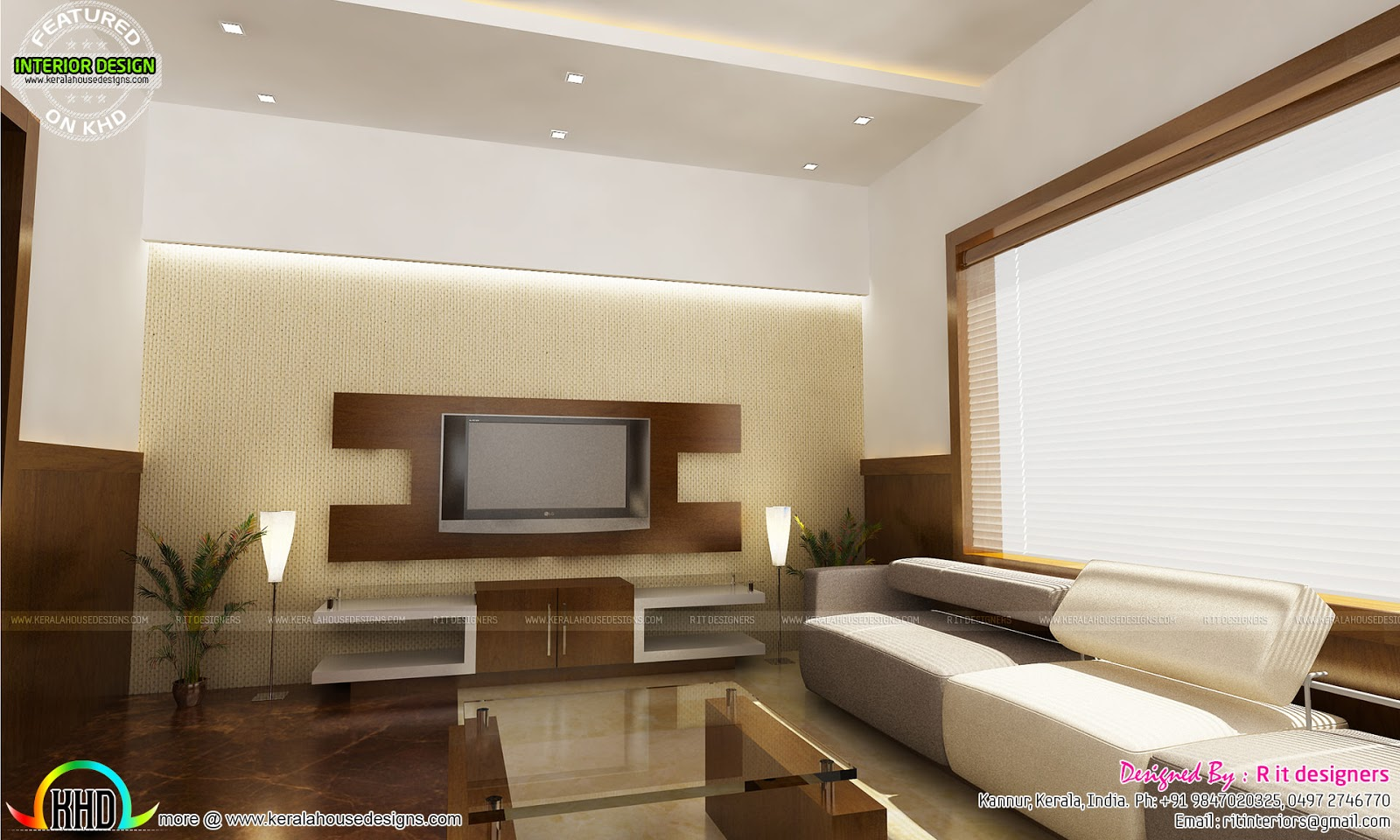 Take your beauty sleep to the next level with these dreamy bedroom design ideas. Kitchen, living, bedroom, dining interior decor - Kerala