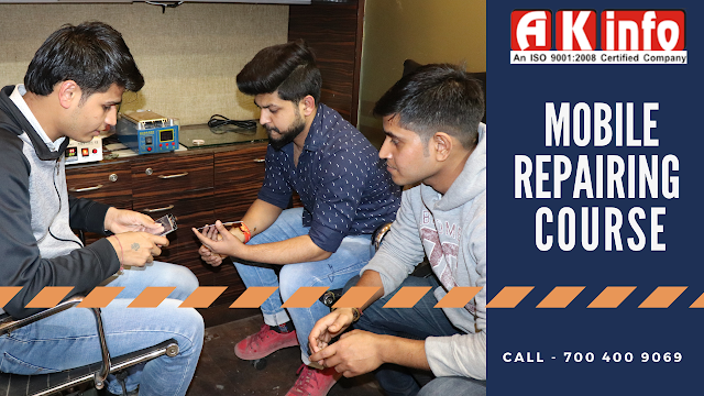 mobile repairing course tilak nagar delhi