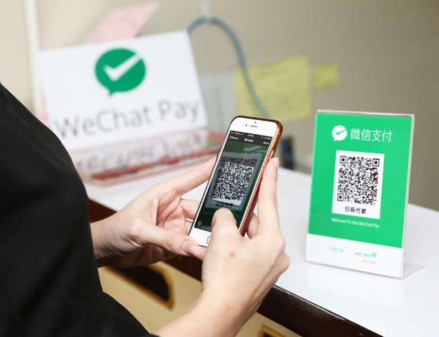 Hong Leong Bank customers will currently link their debit cards to WeChat e-wallet