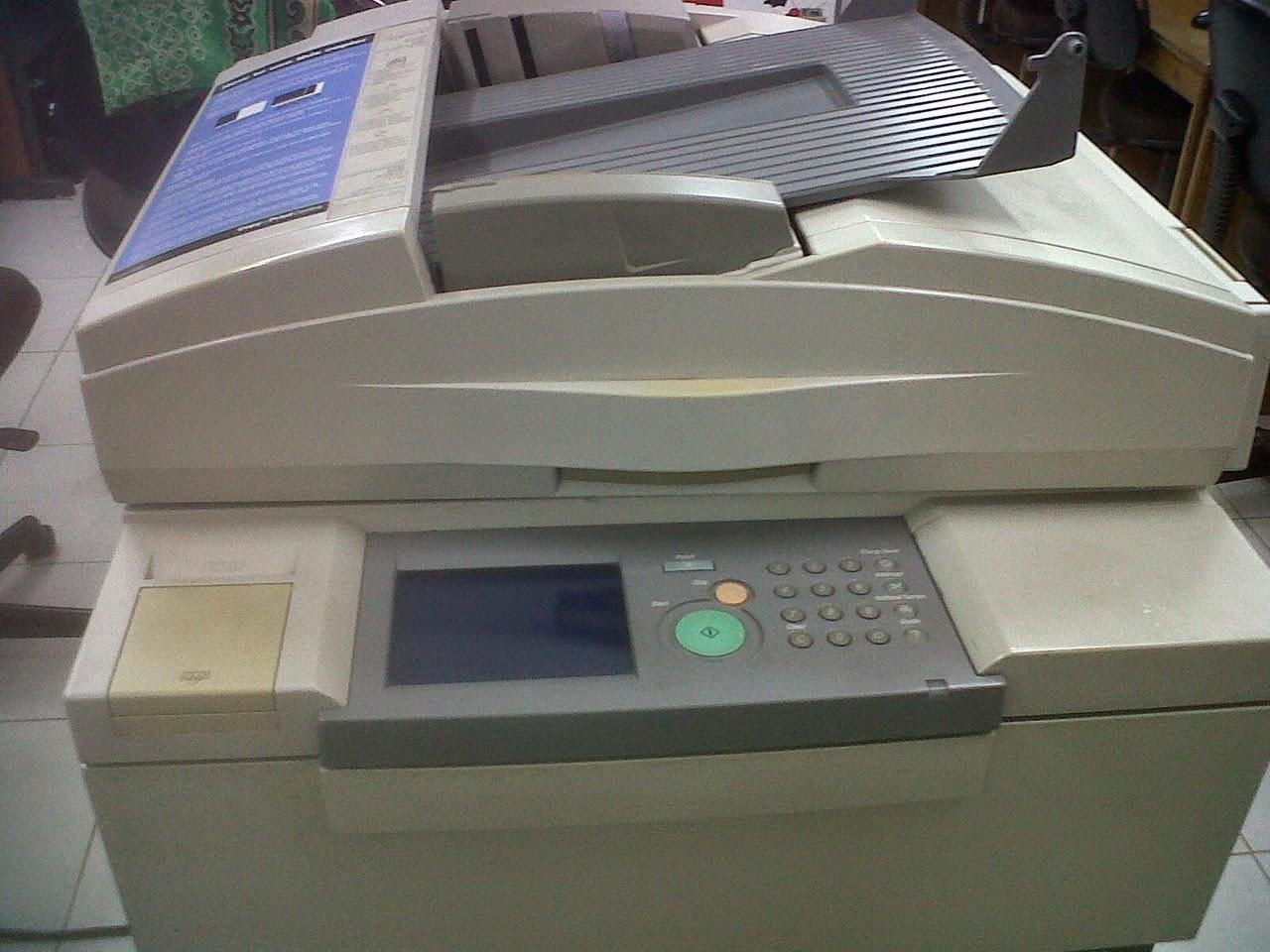 Usaha Sampingan Fotocopy