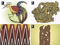 Menggambar Ragam Hias Nusantara