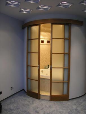 modern bathroom door design ideas types 2019