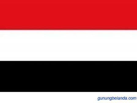 Apakah Yaman Negara Pertama Yang Memiliki Bendera