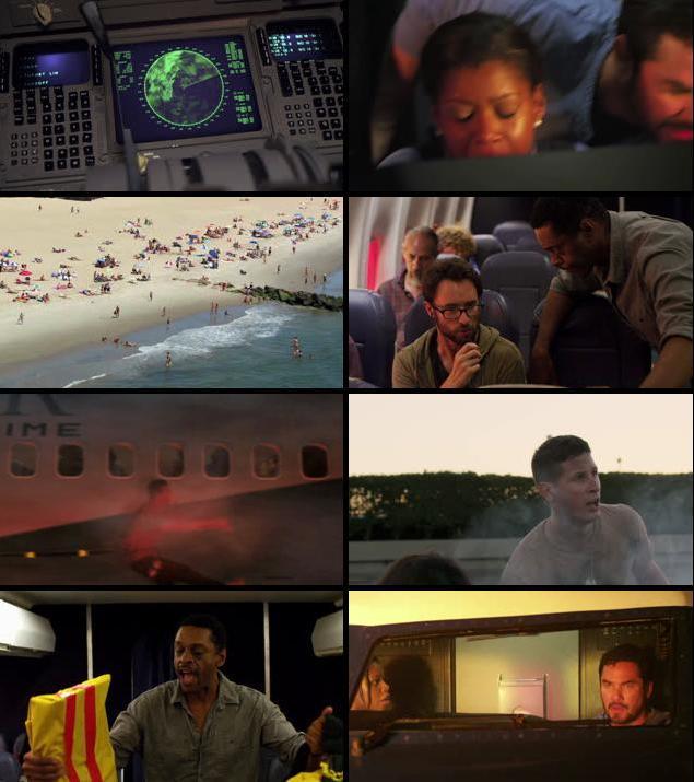 Airplane Vs Volcano 2014 Dual Audio Hindi 720p