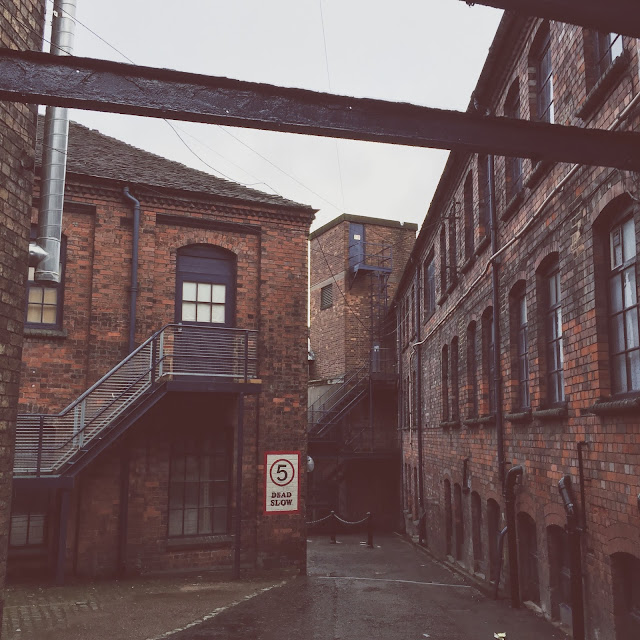 Emma Bridgewater Factory, Stoke-On-Trent, Industrial, Pottery,
