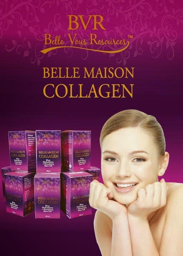 CLICK BEAUTY HOUSE: BVR COLLAGEN: SURE BERKESAN!! (BELLE MAISON ...