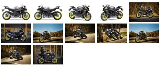 Review Motor Sport Yamaha YZF-R1S