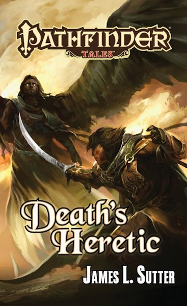 Interview with James L. Sutter, author of Death's Heretic - December 4, 2012