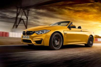 Η BMW M4 Convertible Edition 30 Jahre