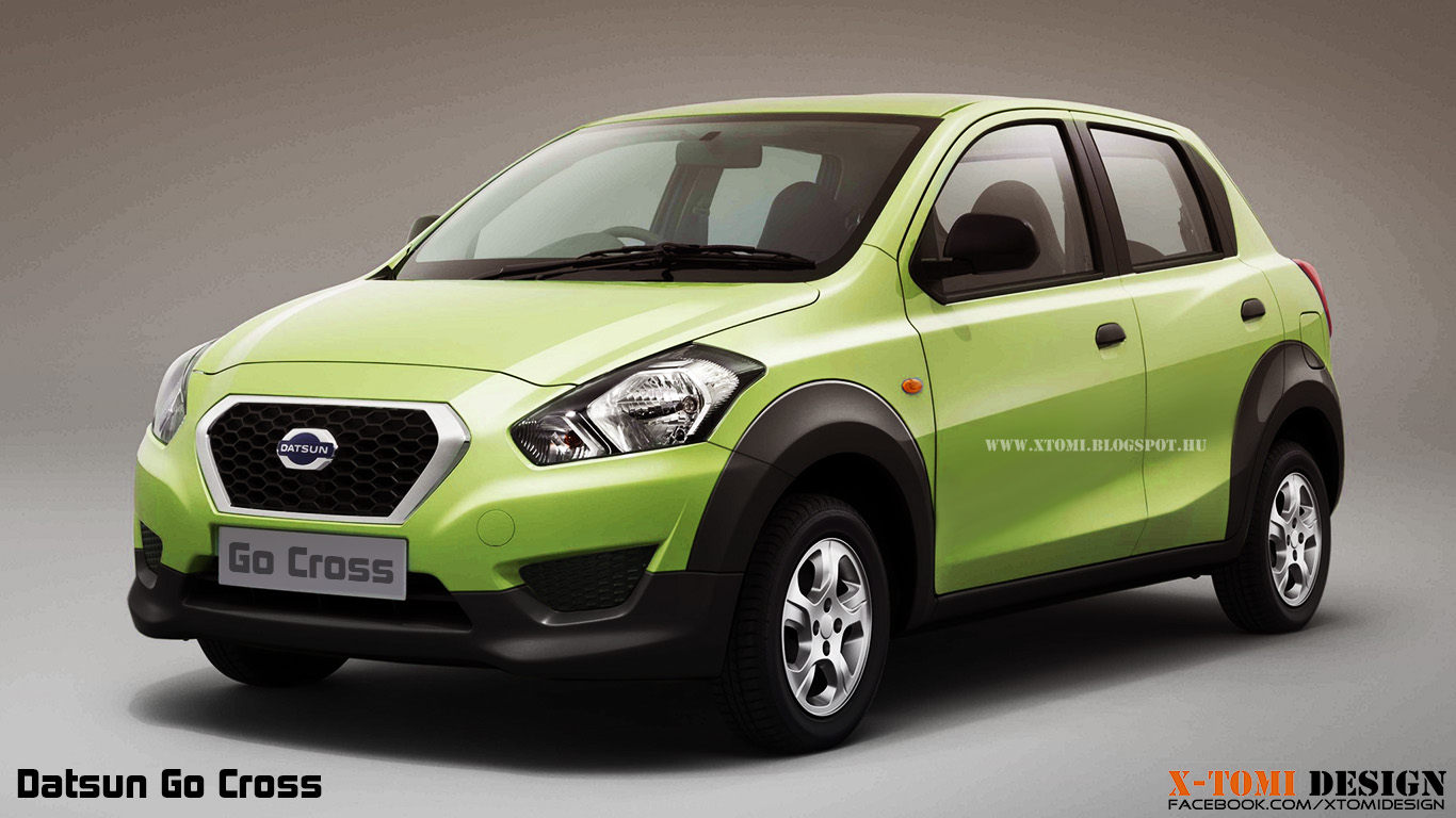 X-Tomi Design: Datsun Go Cross