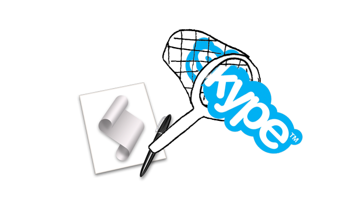 AppleScript control over SKYPE - call & SMS/Text messsage automation