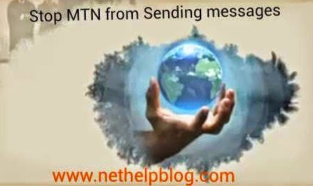How To Force MTN NG To Stop Sending SMS
