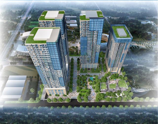 Thiết kế tổng quan dự án GoldSeason Nguyễn Tuân