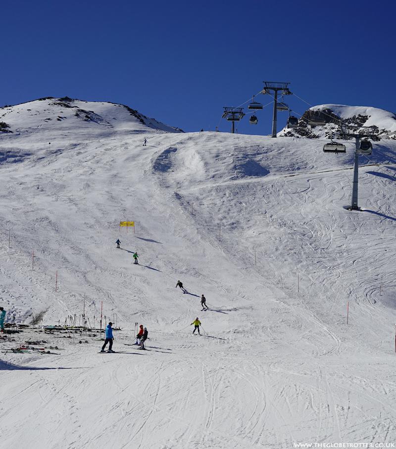 Kitzsteinhorn Glacier