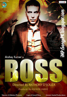 Boss 2013 Hindi MP3 Songs Download Free   Download Free