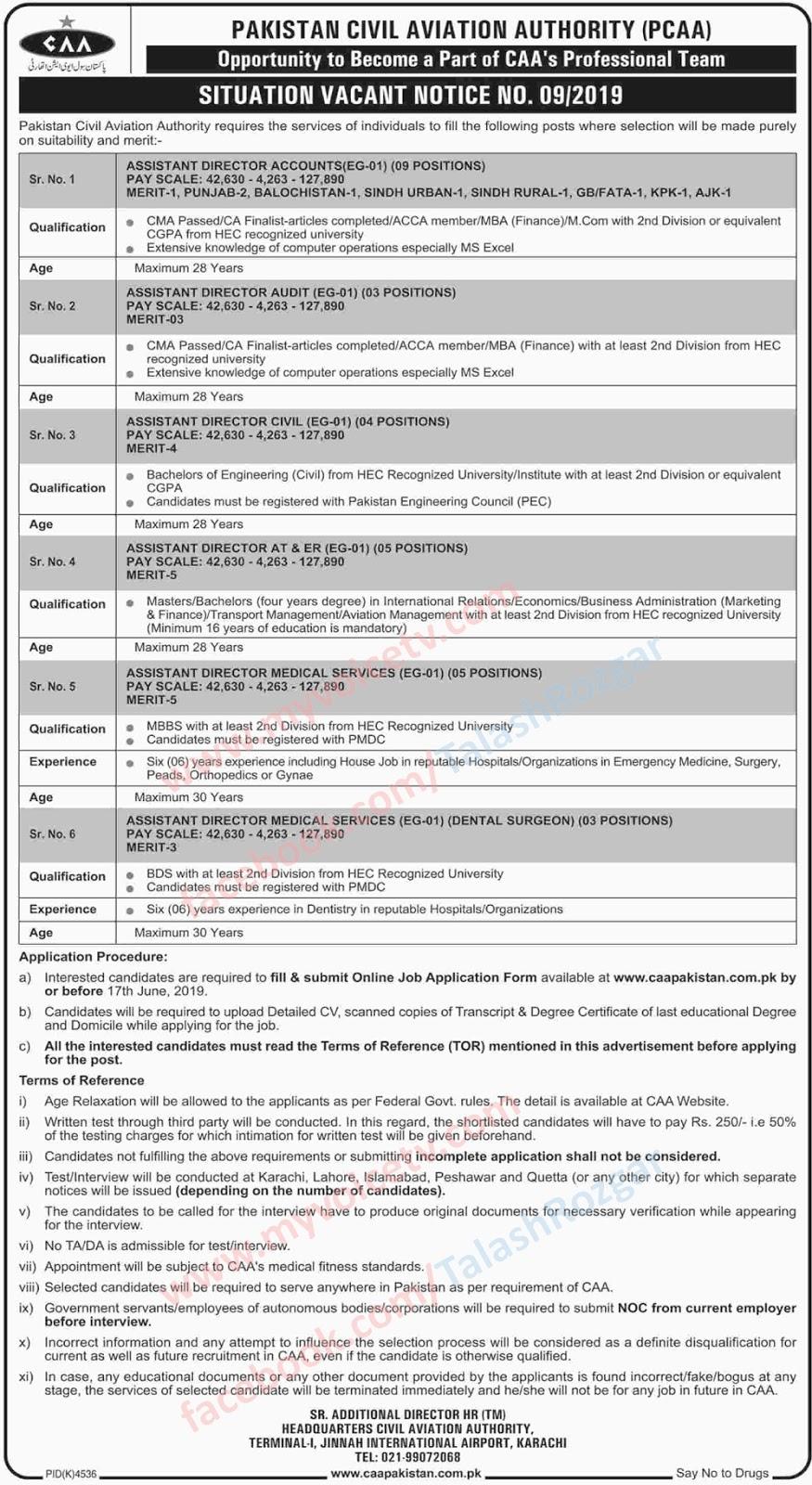 ➨ #Jobs - #Career_Opportunities - #Jobs - in Govt. of Pakistan Ministry of Inter Provincial Coordination - Last date is 17 June 19